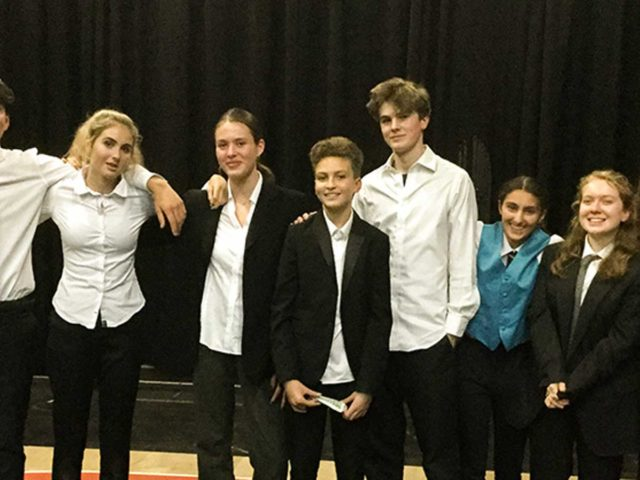 HOUSE DRAMA SUCCESS FOR NORTHGATE!