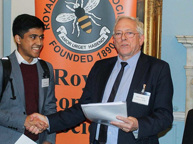 YOUNG ECONOMIST OF THE YEAR SUCCESS