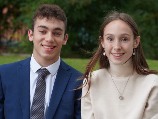 Profile: <br> Orla and Tomer
