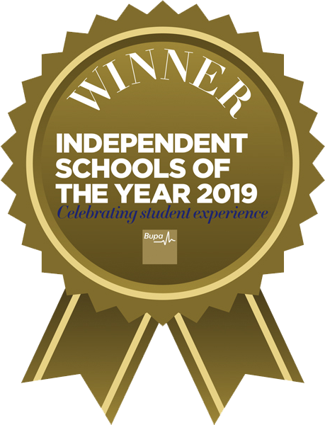 Independent School of the Year 2019 - Highgate School ISOTY Award