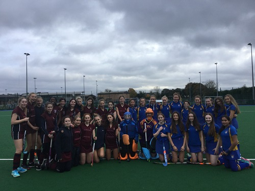 Glasgow Netball and Hockey Tour
