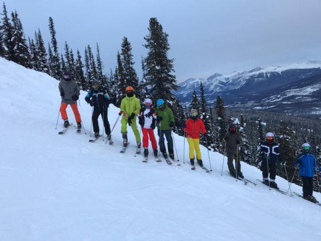 Canada Cup Ski Trip