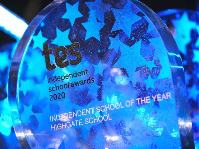 TES Winners 2020
