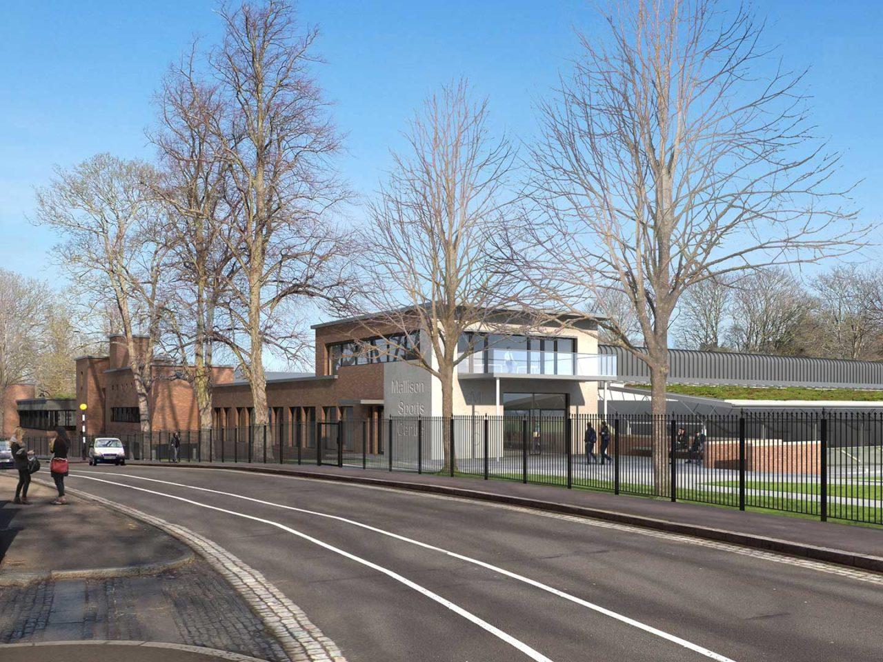 Mallinson Sports Centre