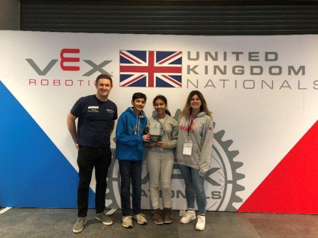 VEX Robotics IQ National Championships