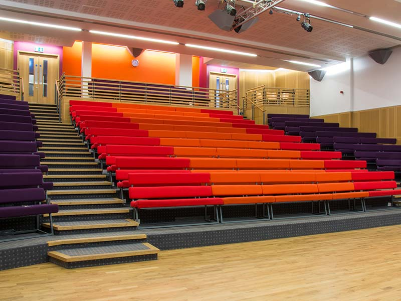 Dyne House Auditorium