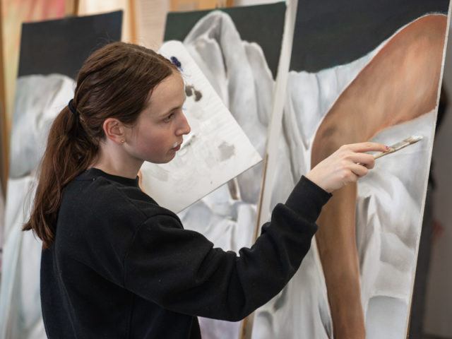 Fine Art and Painting at Highgate School