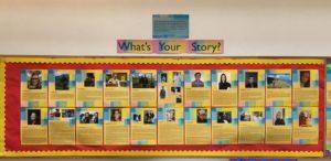 Inclusivity Display at Highgate School