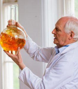 Dr Szydlo - Chemistry Experiment