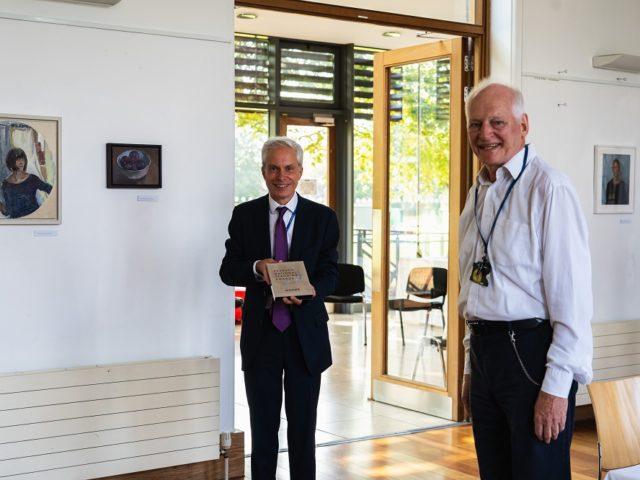 Dr Szydlo Wins Silver in the Pearson Lifetime Achievement Award