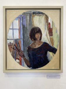 Kim Scouller - Self Portrait
