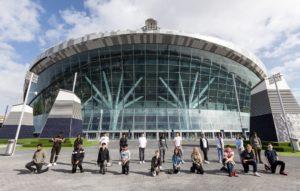 Tottenham Hotspur FC Stadium hosts Summer School with Highgate School