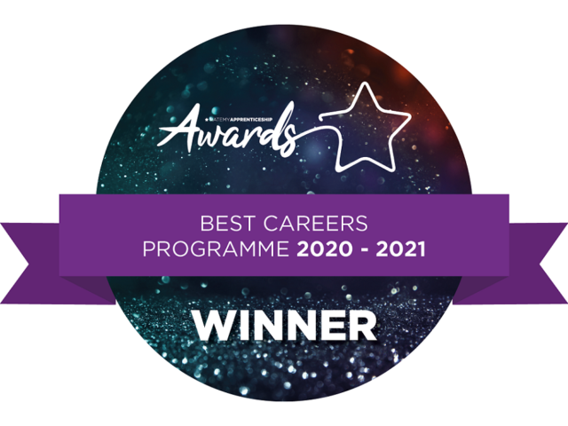 Careers Programme Winner 2020-2021
