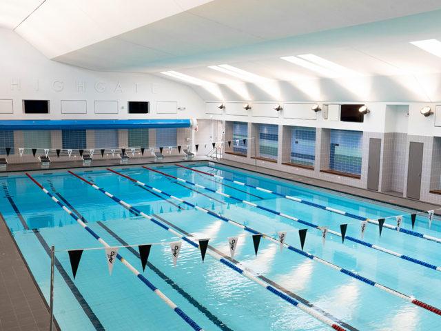 Swimming Pool Highgate School