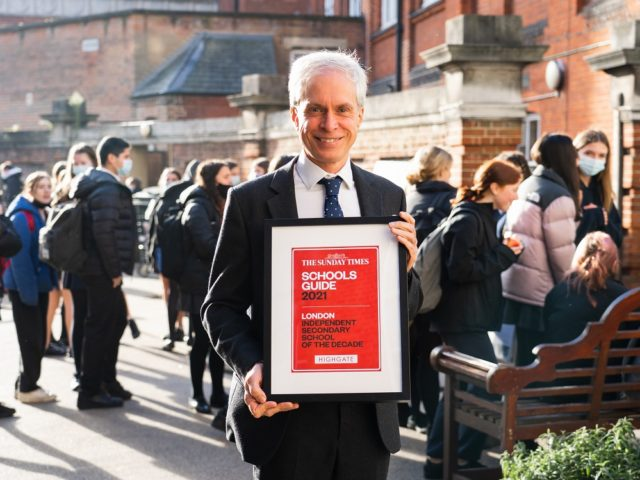 London Independent School of the Decade