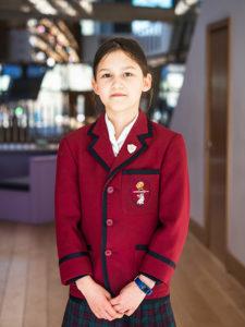 Highgate Junior School pupil