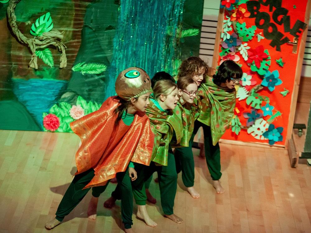 Jungle Book Highgate School Junior Play