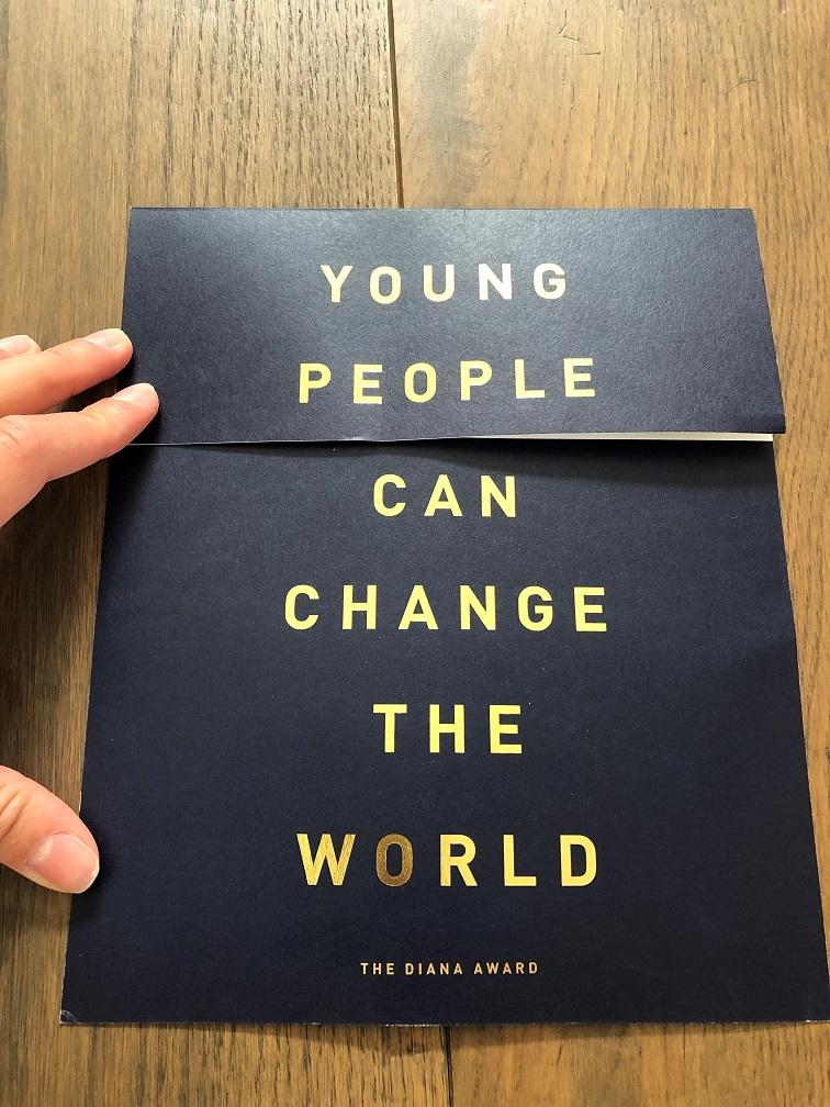 Diana Award brochure 2021