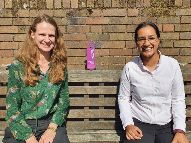 Amandeep and Louise - Careers Programme of 2020