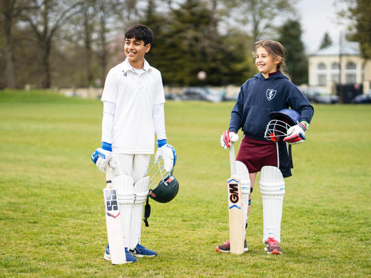 Junior School Cricket