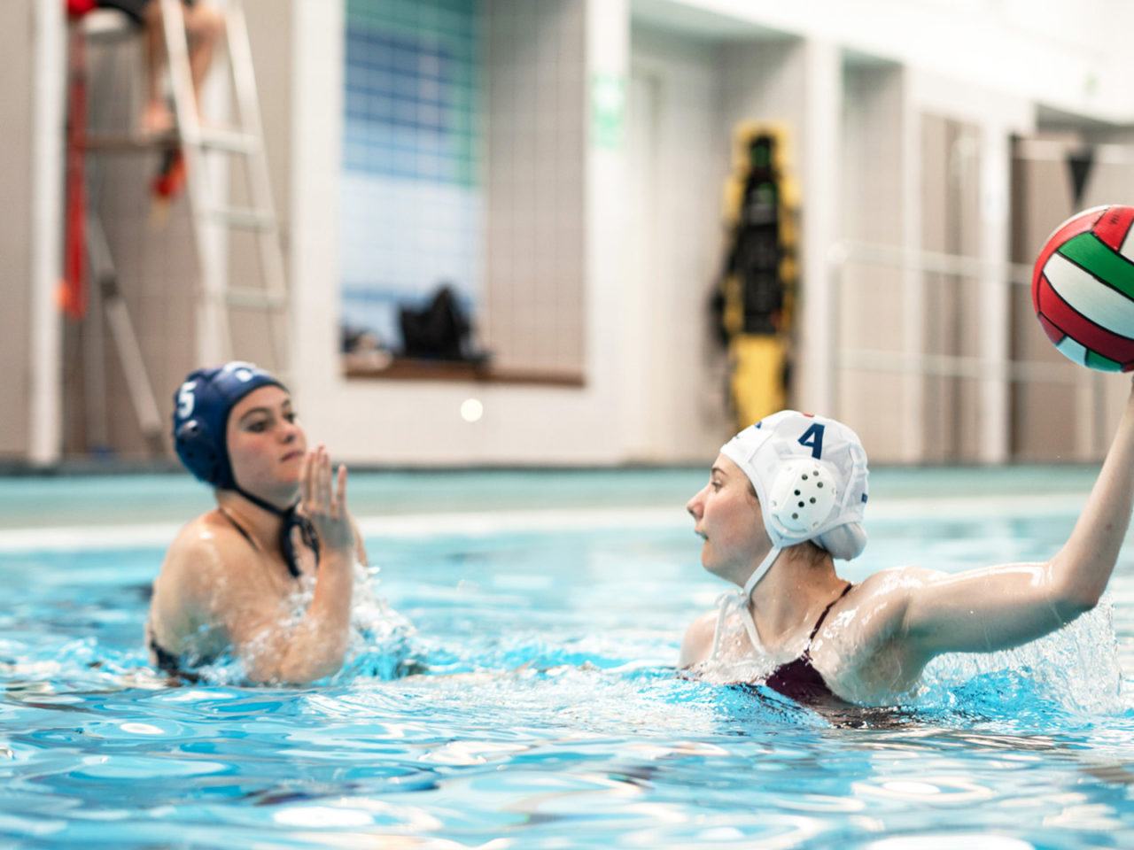 Senior School Water Sports