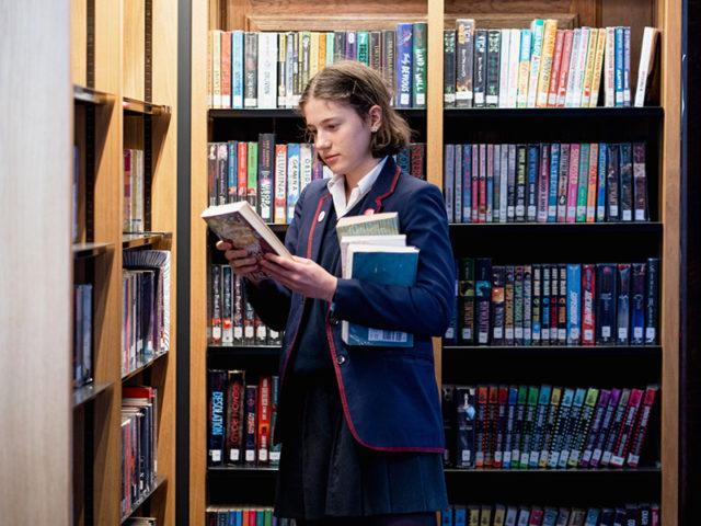 Senior School Library